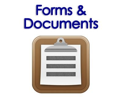 Forms & Guidance Documents